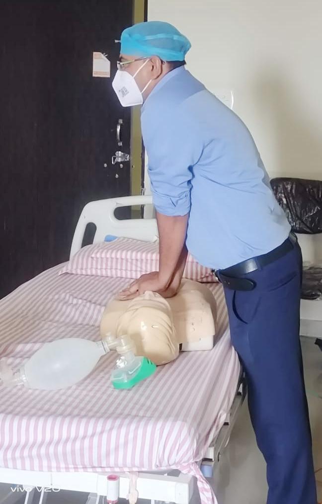 AHA Certified BLS Training in Jaipur